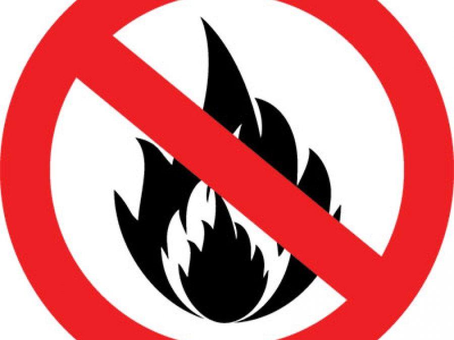 Tűzgyújtási tilalom az egész ország területén