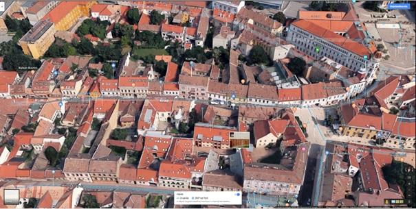 Ideiglenes gyűjtőpontok kialakítása a Ferencesek utcájának rekonstrukciós munkálatai idejére