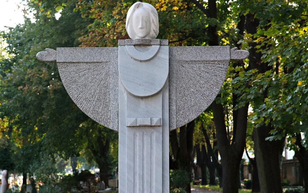 Sírkerti séta  – avagy monumentalitás és sírkőszobrászat a pécsi köztemetőben